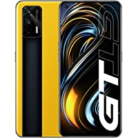 realme GT Smartphone ohne Vertrag, Qualcomm Snapdragon 888 5G-Prozessor, 120Hz Super AMOLED-Display, 65W SuperDart…