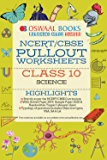 Oswaal NCERT & CBSE Pullout Worksheets Class 10 Science (For March 2020 Exam)
