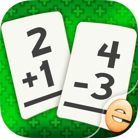 Addizione E Sottrazione Flash Card Quiz And Match Giochi Per Bambini Nella Scuola Materna, 1 ° E 2 ° Grado