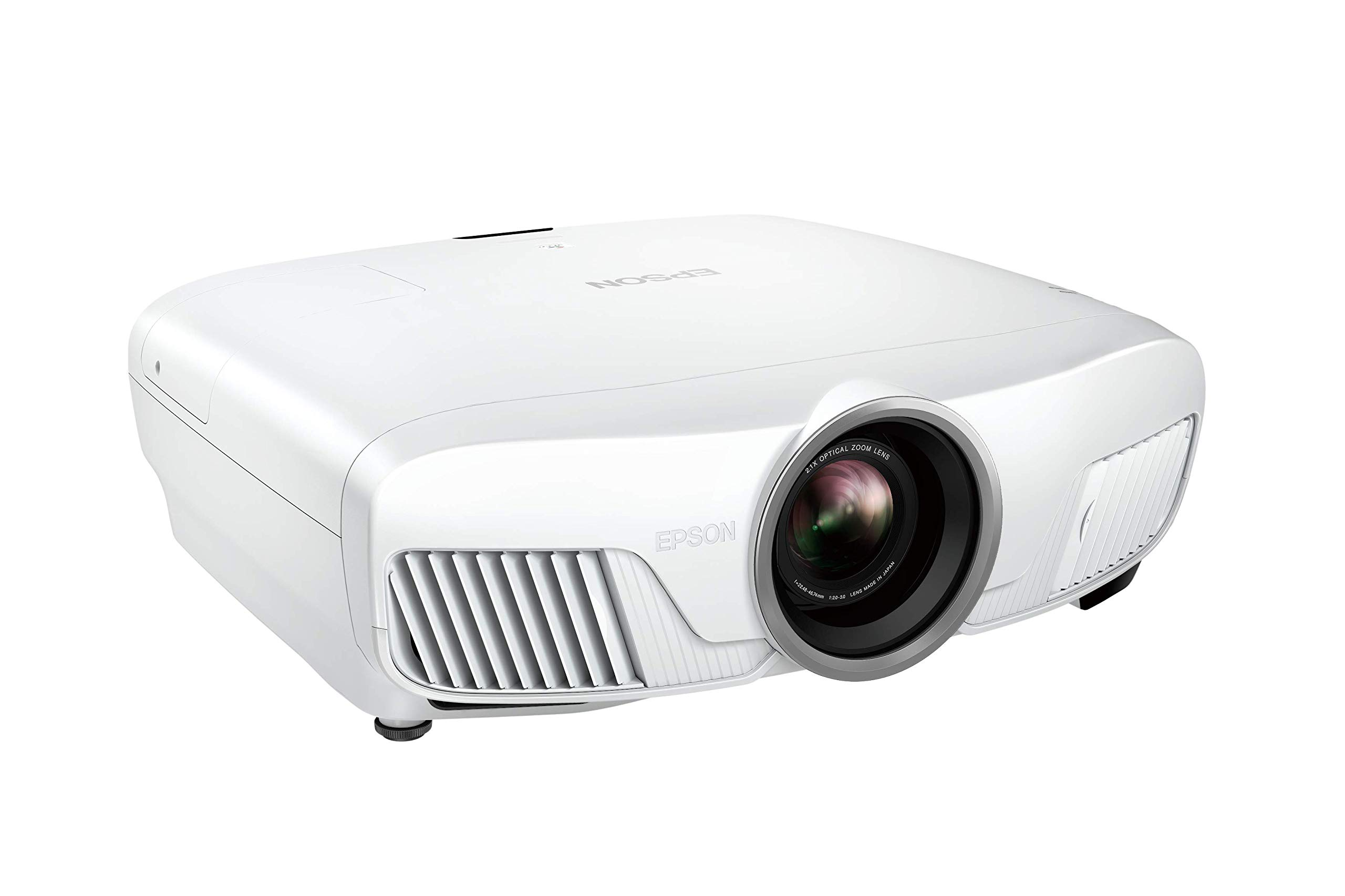 712ovE%2BAWNL - Epson EH-TW7400 3LCD, 4K Pro UHD Super Resolution, 2400 Lumens, 300 Inch Display, Motorised Optics, Home Cinema Projector - White