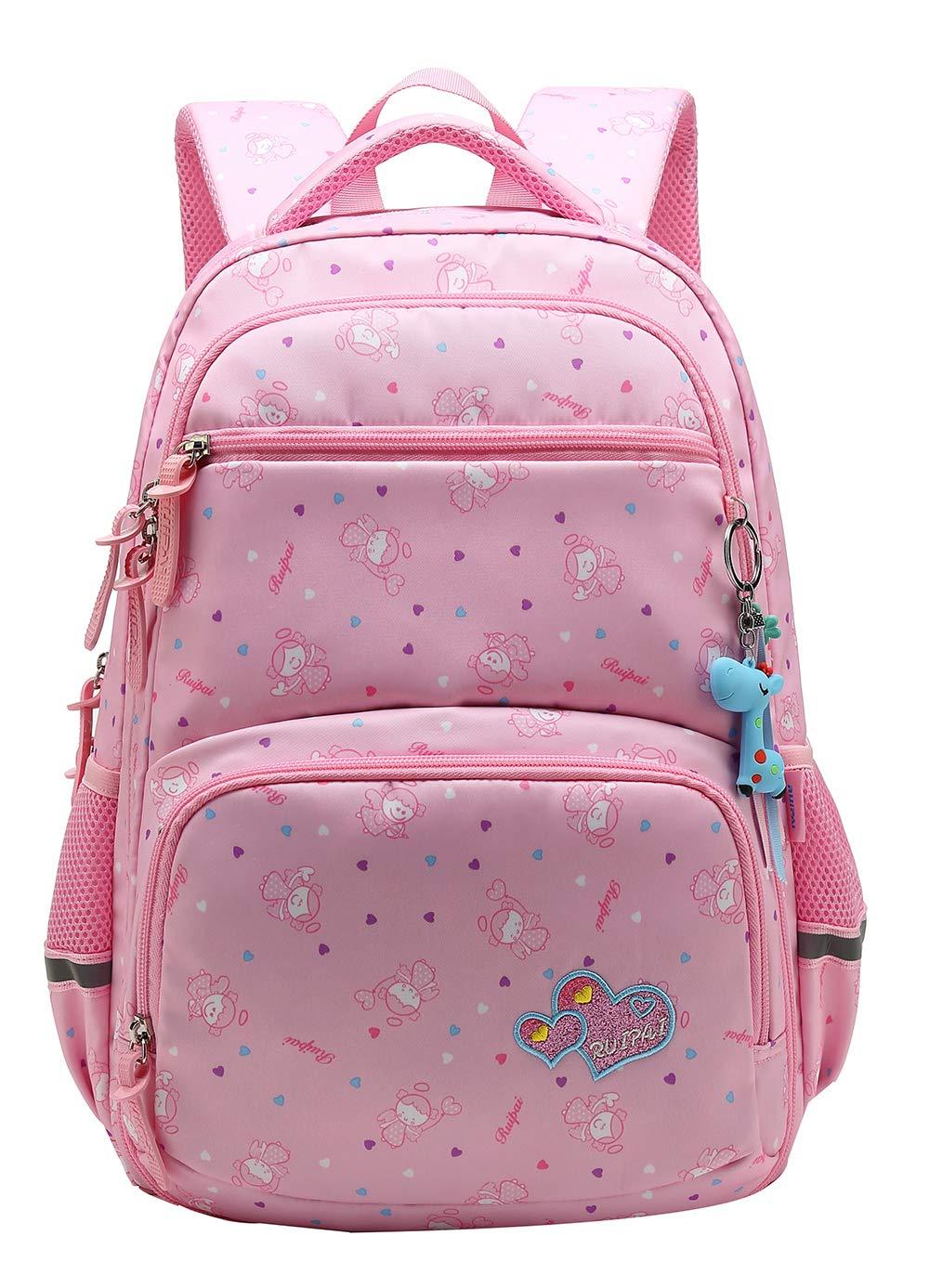 712pyE5rq%2BL - SellerFun UKXB106 - Mochila Infantil Niños, 22 L Style B Pink (Rosa) - UKXB426E1