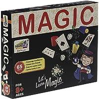 NHRMansa Ji's Facination Magic Kit with 65 Tricks