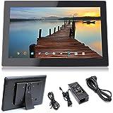 Xoro MegaPAD 1404 V4 35,5 cm (14 Zoll) Tablet-PC (QuadCore Cortex A17 1.8GHz, 2GB RAM, 16GB Flashspeicher, IPS 1920x1080, WLAN (2.4/5GHz), Bluetooth 4.1, Android 7.0, 12V DC ohne Akku) schwarz