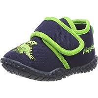 Playshoes Ciabatte -Drago, Pantofole Unisex-Bambini