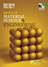 ESE 2019 : Basics of Material Science and Engineering