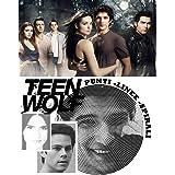 Teen Wolf Punti Linee Spirali: Libro da Colorare per Adulti