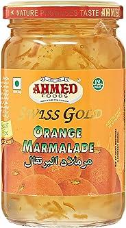 Ahmed Foods Diet Orange Marmalade Jam, 430 gm