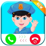 Police Calling You - Free Fake Phone Call ID PRO 2018 - PRANK FOR KIDS
