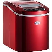 TecTake Machine à glaçons appareil de préparation de glace - diverses couleurs au choix -