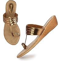 Denill Women's & Girls' Fashion Sandal (Set of 1 Pair)