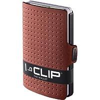 I-CLIP Original Black AdvantageR Oak, Credit Card Holder, Wallet, Money Clip