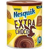 NESQUIK EXTRA CHOCO Cacao Solubile per Latte Barattolo 390 g