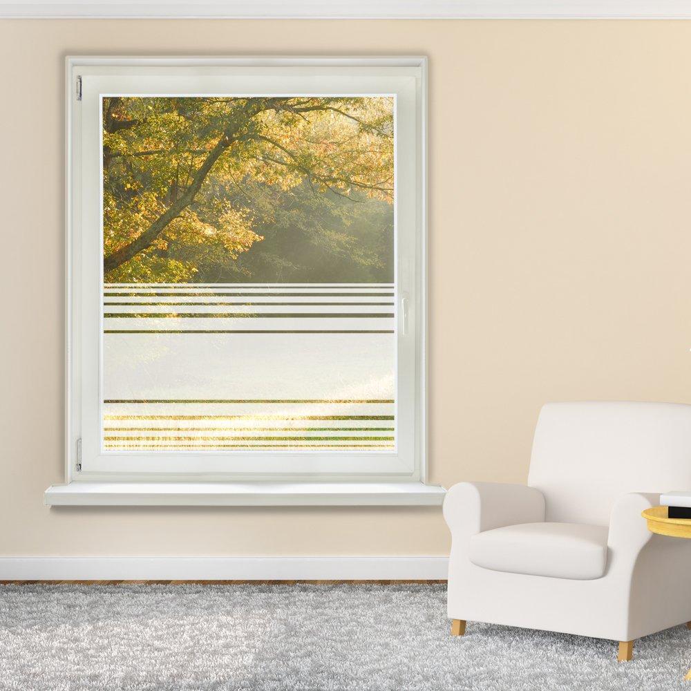 Amazon Graz Design 50x60 Fensterfolie Glasdekor