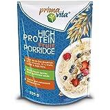 Primavita - Porridge proteico alla frutta con frutti di bosco e semi di girasole, 525 g, 7 porzioni