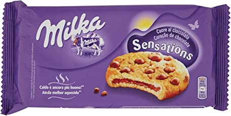 Milka Cookies Sensation - 156 g