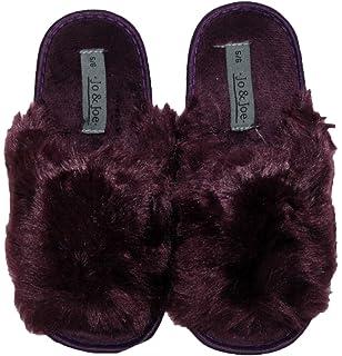 NEW LADIES PEEP SHEEP SLIPPERS sizes 3-8