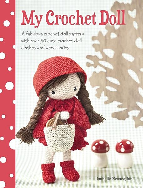 Loviver Apple Doll Crochet Kit Amigurumi DIY Craft Project with ... | 600x456