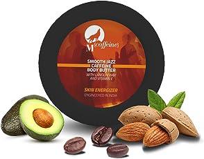Mcaffeine Smooth Jazz Caffeine Body Butter, 50ml