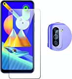 GEAR GUARD - GIVE LIFE TO YOUR DEVICE 9H Hardness Screen Protector with Front/Rear Camera Guard for Samsung Galaxy M11…