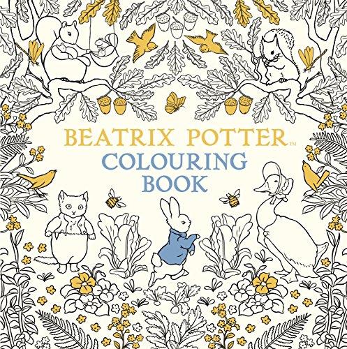The Beatrix Potter Colouring Book par Beatrix Potter
