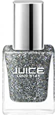 Juice Hot Silver Long Stay Nail Colour | Los Angeles Collection | 11 ml.