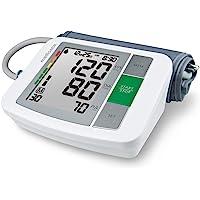 Medisana BU 510 Oberarm-Blutdruckmessgerät ohne Kabel, Arrhythmie-Anzeige, WHO-Ampel-Farbskala, für präzise…