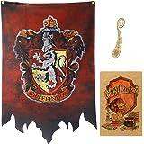 Harry Potter de Bannière - Gryffondor Serpentard Couleurs Serdaigle House drapeaux Collection Slytherin