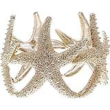 Alilang Impresionante Delicado diseño intrincado vinculado Star Fish Fashion Pulsera