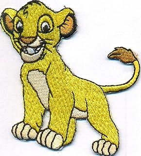 Timon Simba Pumbaa König der Löwen Applikationen Bügelbild Aufnäher Flicken
