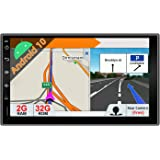 JOYX Autoradio Android 10.0 Doppia Din Car Stereo Radio Universal GPS Navigation | Gratuita Camera | 2G+32G | Supporto…