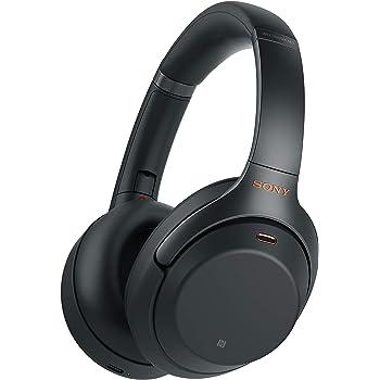 Sony WH-1000XM3 Casque Bluetooth à réduction de bruit sans Fil - Noir