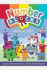 Numberblocks Annual 2020 Hardcover