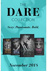 The Dare Collection November 2018: Worth the Risk (The Mortimers: Wealthy & Wicked) / Legal Desire / Wild Child / Getting Even Kindle Edition