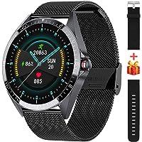ieverda Smartwatch Orologio Fitness Uomo Donna Impermeabile IP68 Smart Watch…