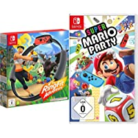 Ring Fit Adventure - [Nintendo Switch] & Super Mario Party - [Nintendo Switch]