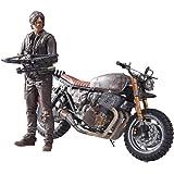 Unbekannt The Walking Dead ActionfigurDaryl Dixon mit Motorrad