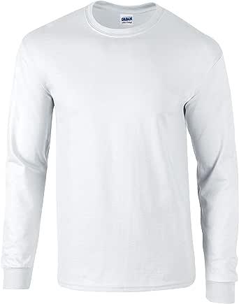 GILDAN Ultra Cotton Adult Long Sleeve T-Shirt GD014