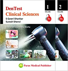 Dentest Clinical Sciences 2Vols. 6th/2016