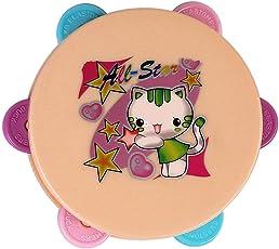 Krishnam Toy Rattle - Dafli/Toy Baby Rattle (Multicolored)