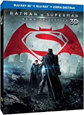 Batman V Superman: Dawn of Justice (Blu-Ray + Blu-ray 3D);Batman V Superman - Dawn Of Justice