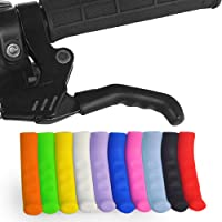 Botanique Brake Lever Grips, Anti-Slip Silicone Rubber Bike Brake Covers, Waterproof Sleeves for MTB BMX Cycle Road…
