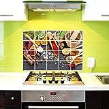 Sticker Studio Vinyl Wall Sticker 60x91 cm, Multicolour