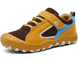 Mishansha Zapatos de Deportivo para Niños y Niñas Antideslizante Zapatillas de Senderismo Ligero, Talla 24-38 EU