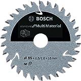 Bosch Professional Cirkelsågblad standard för multimaterial (laminatgolvbeläggningar, icke-järnmetaller, aluminium, plast, ep