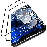 lphone Diamonds hard designed for apple iphone 11 screen protector iphone xr screen protector [10x military grade shockproof]