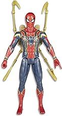 Marvel Avengers Infinity War Titan Hero Power FX Iron Spider
