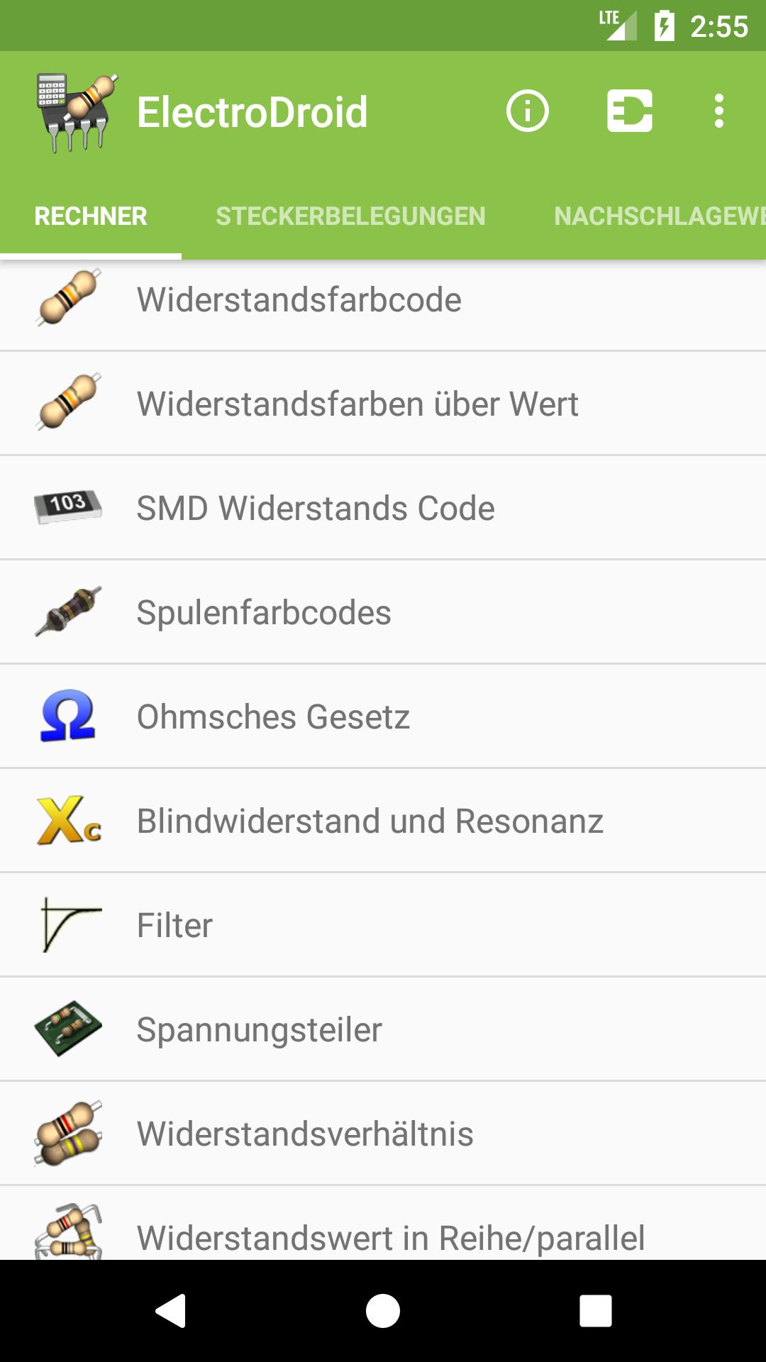 ElectroDroid Pro: Amazon.de: Apps für Android