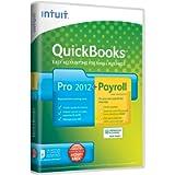 QuickBooks Pro 2012, 1 User + Payroll, 1 Year Subscription (PC)