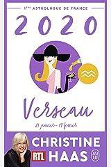 Verseau 2020 (J'ai lu) Format Kindle