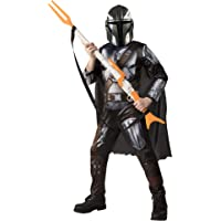Rubie's Official Disney Star Wars The Mandalorian Kids Costume, Childs Fancy Dress Costume divertente. Bambino